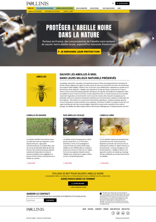 Abeilles-Pollinis
